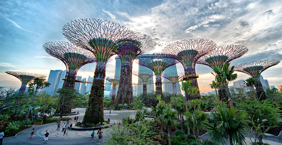 Kì quan Garden By The Bay